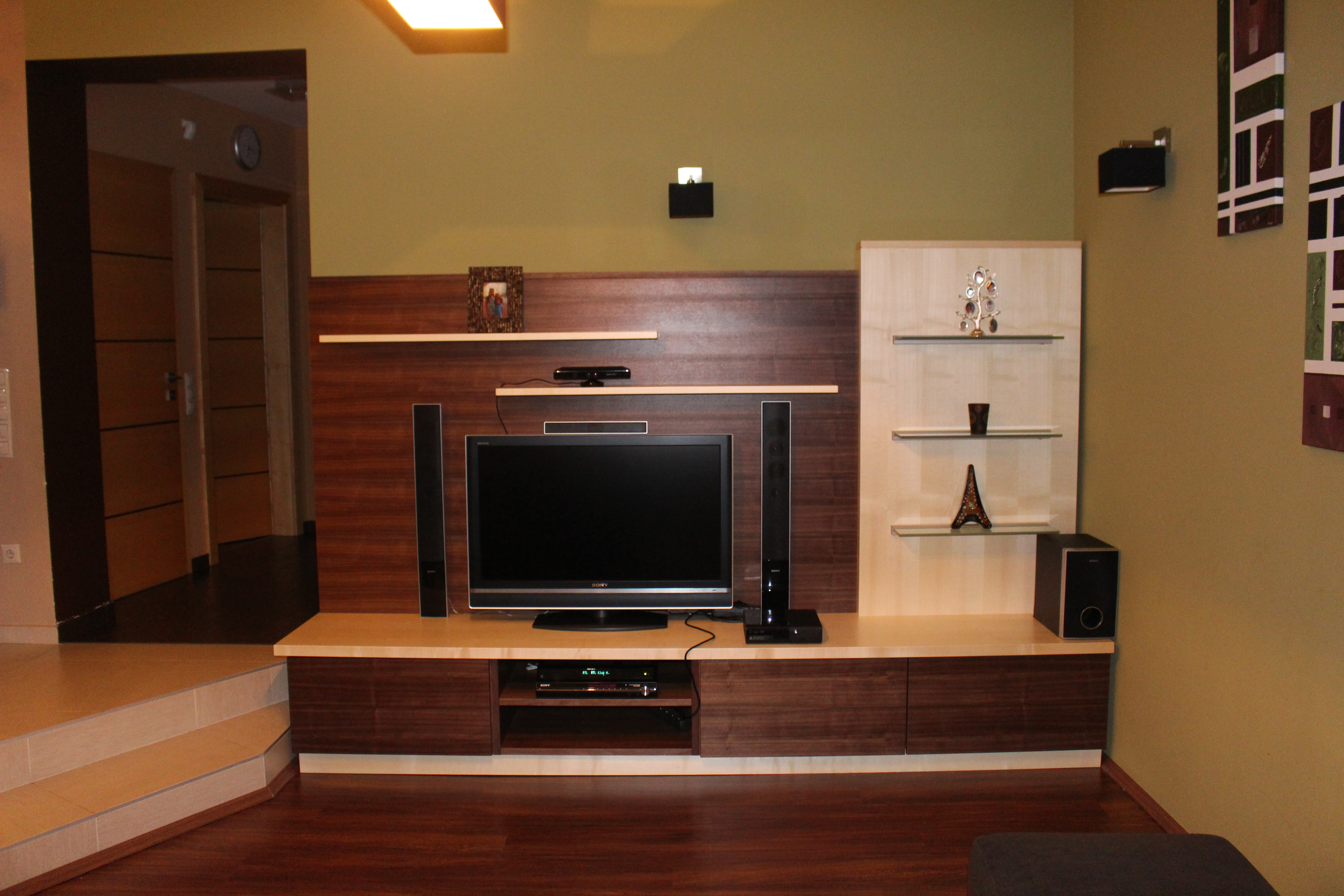 wohnzimmer npn tischlerei gmbh. Black Bedroom Furniture Sets. Home Design Ideas