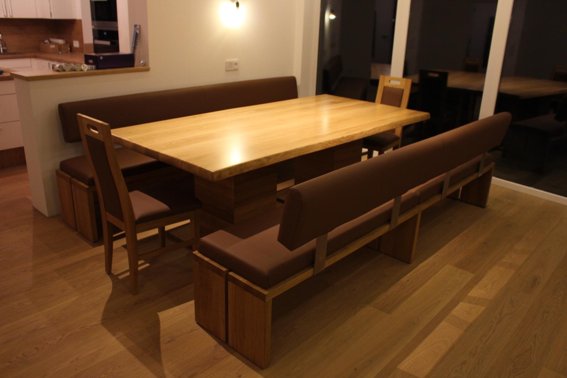 esszimmer npn tischlerei gmbh. Black Bedroom Furniture Sets. Home Design Ideas
